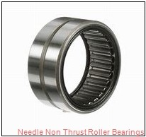 2.165 Inch | 55 Millimeter x 3.15 Inch | 80 Millimeter x 0.984 Inch | 25 Millimeter  CONSOLIDATED BEARING NA-4911  Needle Non Thrust Roller Bearings