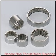 3.346 Inch | 85 Millimeter x 3.661 Inch | 93 Millimeter x 0.984 Inch | 25 Millimeter  CONSOLIDATED BEARING K-85 X 93 X 25  Needle Non Thrust Roller Bearings