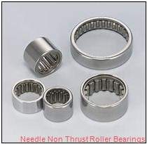 3.15 Inch | 80 Millimeter x 3.937 Inch | 100 Millimeter x 1.181 Inch | 30 Millimeter  CONSOLIDATED BEARING RNA-4914  Needle Non Thrust Roller Bearings