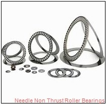 1.378 Inch | 35 Millimeter x 2.165 Inch | 55 Millimeter x 0.827 Inch | 21 Millimeter  CONSOLIDATED BEARING NA-4907-2RS  Needle Non Thrust Roller Bearings