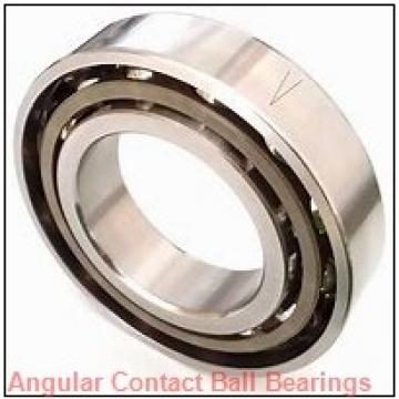 0.984 Inch | 25 Millimeter x 2.047 Inch | 52 Millimeter x 0.811 Inch | 20.6 Millimeter  SKF 3205 A-2RS1TN9/W64  Angular Contact Ball Bearings