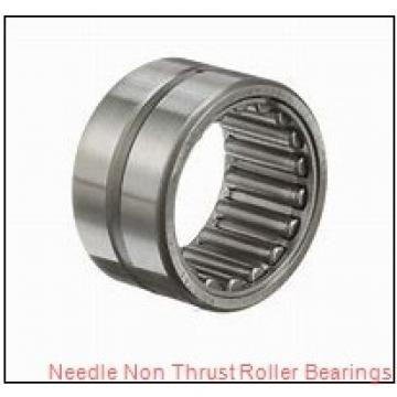 1.378 Inch | 35 Millimeter x 2.165 Inch | 55 Millimeter x 0.787 Inch | 20 Millimeter  CONSOLIDATED BEARING NA-4907 P/6  Needle Non Thrust Roller Bearings