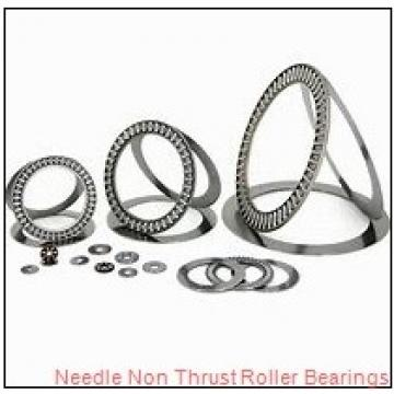 1.969 Inch | 50 Millimeter x 2.835 Inch | 72 Millimeter x 0.866 Inch | 22 Millimeter  CONSOLIDATED BEARING NA-4910 C/3  Needle Non Thrust Roller Bearings